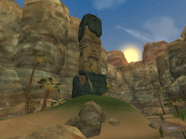 The Oasis of Marr - Spectres Tower in the Sinking Sands - EQ2