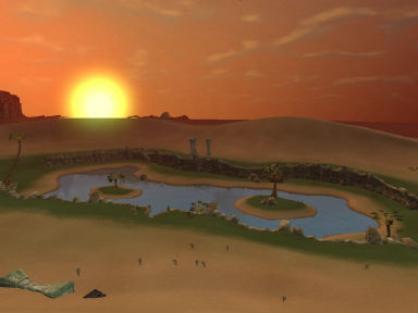 The Twin Tears in the Sinking Sands - EQ2