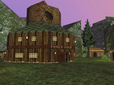 Rivervale - Hometown of the Halflings - EQ